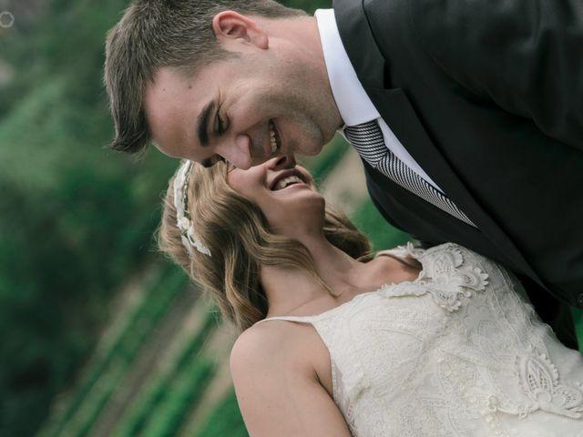 La boda de Toni y Eva en Leiro (Capital), Orense 58