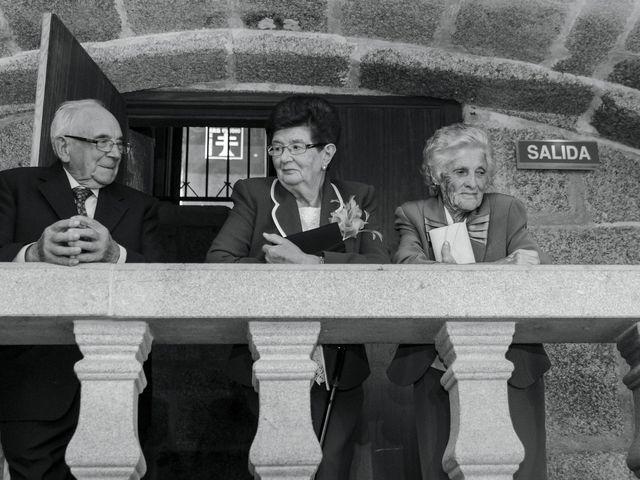 La boda de Toni y Eva en Leiro (Capital), Orense 71