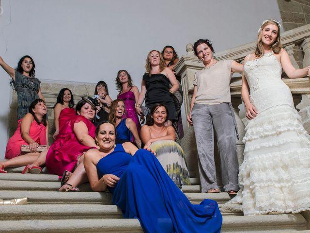 La boda de Toni y Eva en Leiro (Capital), Orense 72