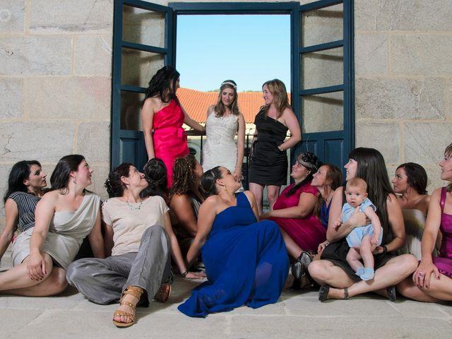 La boda de Toni y Eva en Leiro (Capital), Orense 73