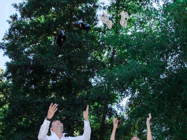 La boda de Toni y Eva en Leiro (Capital), Orense 78