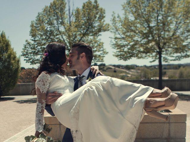 La boda de Alejandro  y Sarai  en Boadilla Del Monte, Madrid 3