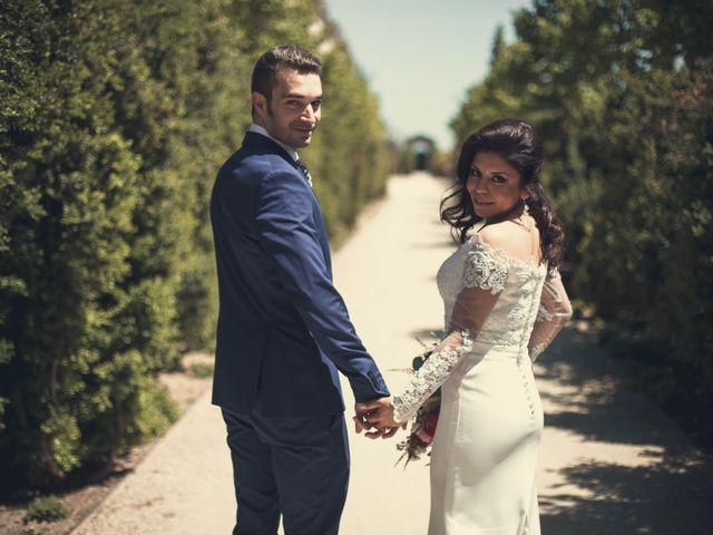 La boda de Alejandro  y Sarai  en Boadilla Del Monte, Madrid 4