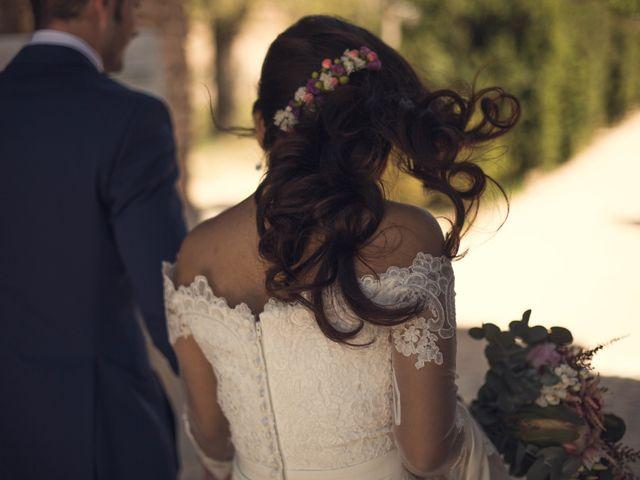 La boda de Alejandro  y Sarai  en Boadilla Del Monte, Madrid 5