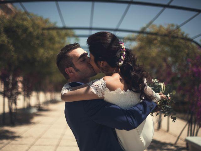 La boda de Alejandro  y Sarai  en Boadilla Del Monte, Madrid 10
