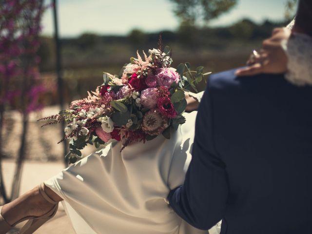 La boda de Alejandro  y Sarai  en Boadilla Del Monte, Madrid 11