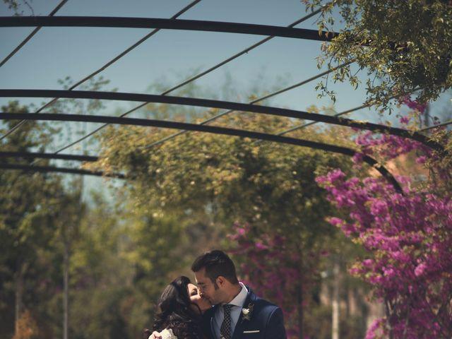 La boda de Alejandro  y Sarai  en Boadilla Del Monte, Madrid 13
