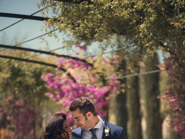 La boda de Alejandro  y Sarai  en Boadilla Del Monte, Madrid 15