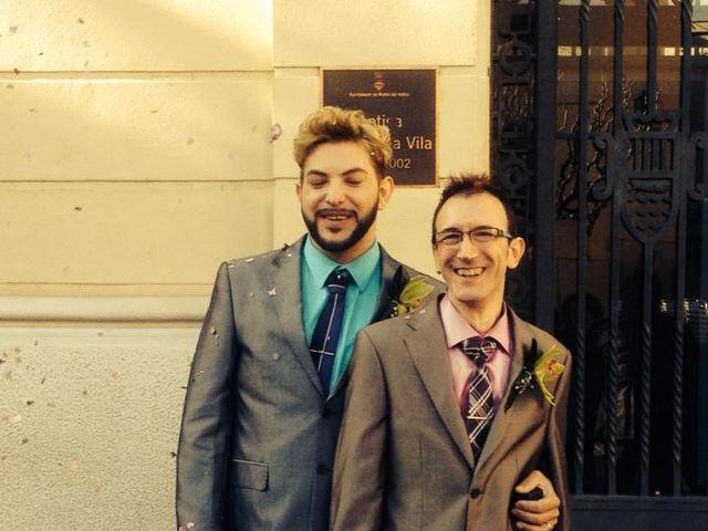 La boda de Andrés  y Agustín en Mollet Del Valles, Barcelona 20