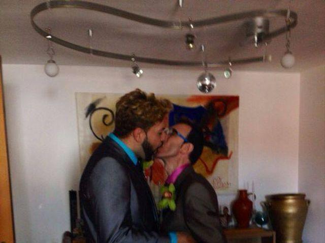 La boda de Andrés  y Agustín en Mollet Del Valles, Barcelona 26