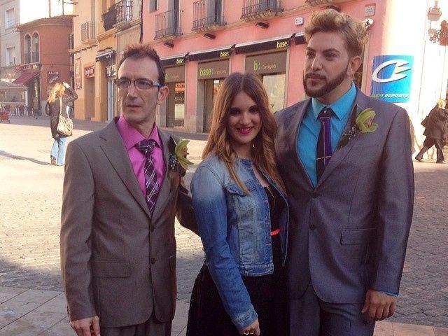 La boda de Andrés  y Agustín en Mollet Del Valles, Barcelona 30