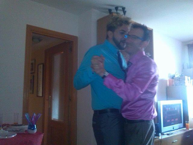 La boda de Andrés  y Agustín en Mollet Del Valles, Barcelona 37