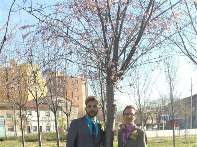 La boda de Andrés  y Agustín en Mollet Del Valles, Barcelona 59
