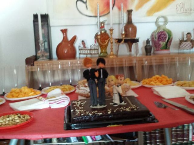 La boda de Andrés  y Agustín en Mollet Del Valles, Barcelona 96