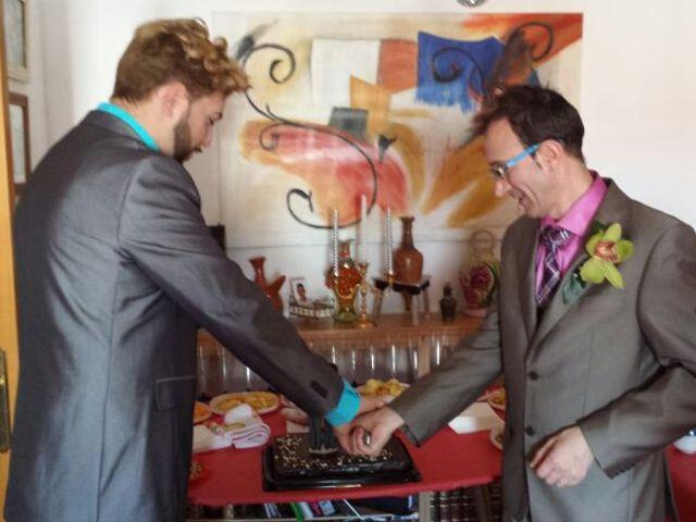 La boda de Andrés  y Agustín en Mollet Del Valles, Barcelona 100