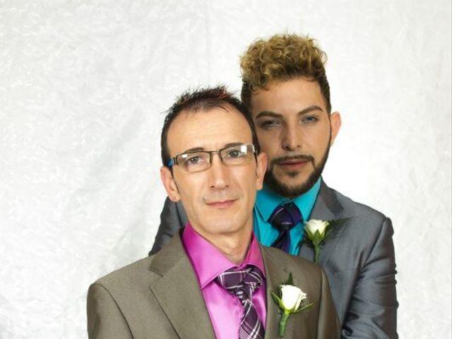 La boda de Andrés  y Agustín en Mollet Del Valles, Barcelona 107
