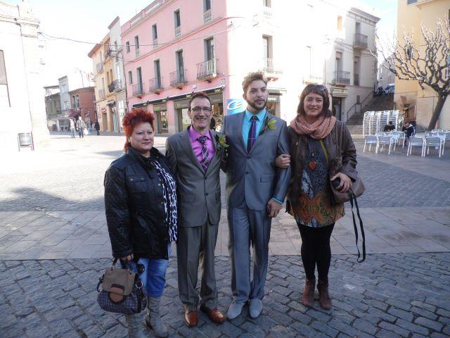 La boda de Andrés  y Agustín en Mollet Del Valles, Barcelona 111