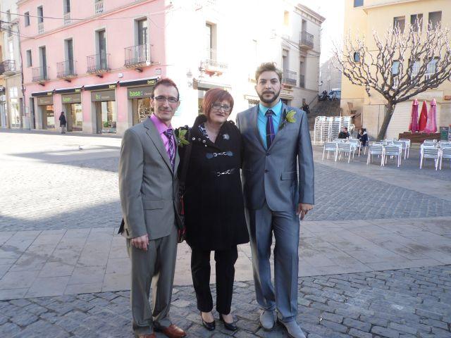 La boda de Andrés  y Agustín en Mollet Del Valles, Barcelona 115