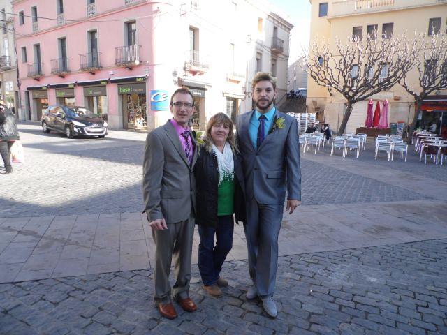 La boda de Andrés  y Agustín en Mollet Del Valles, Barcelona 117