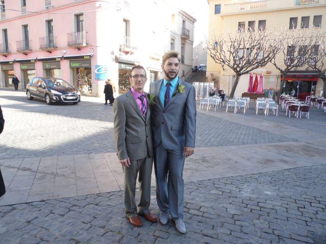 La boda de Andrés  y Agustín en Mollet Del Valles, Barcelona 118