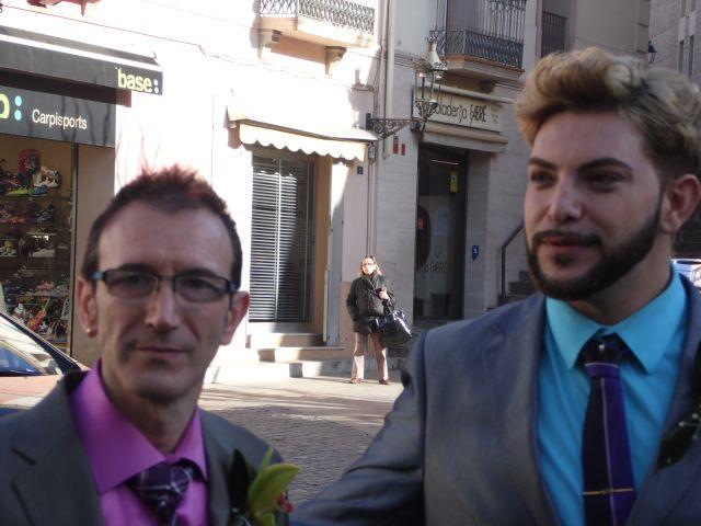La boda de Andrés  y Agustín en Mollet Del Valles, Barcelona 119