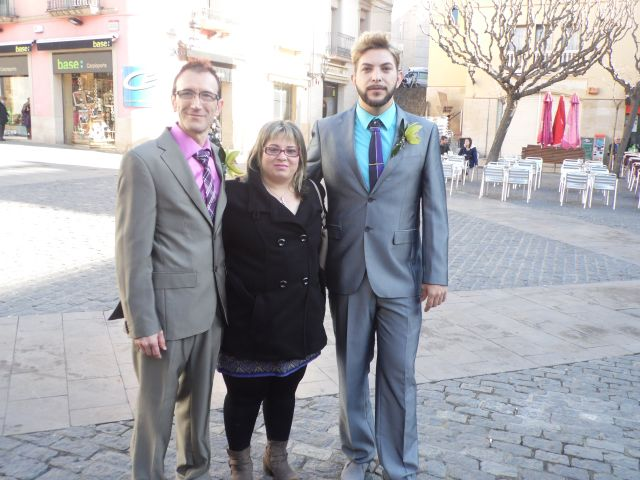 La boda de Andrés  y Agustín en Mollet Del Valles, Barcelona 121