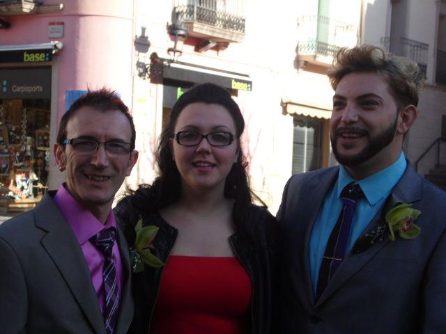 La boda de Andrés  y Agustín en Mollet Del Valles, Barcelona 123