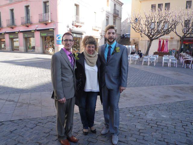 La boda de Andrés  y Agustín en Mollet Del Valles, Barcelona 124