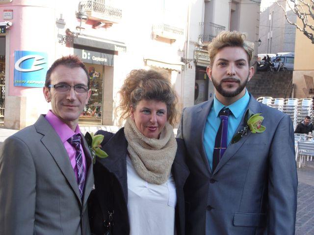La boda de Andrés  y Agustín en Mollet Del Valles, Barcelona 125