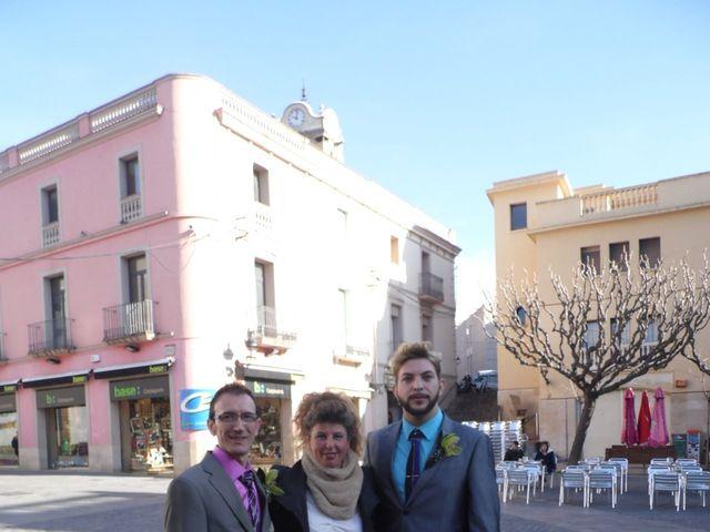 La boda de Andrés  y Agustín en Mollet Del Valles, Barcelona 126