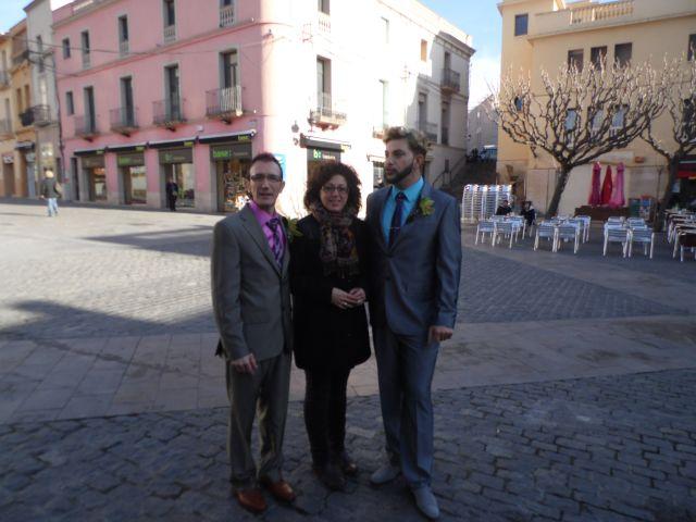 La boda de Andrés  y Agustín en Mollet Del Valles, Barcelona 127