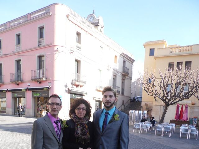 La boda de Andrés  y Agustín en Mollet Del Valles, Barcelona 128