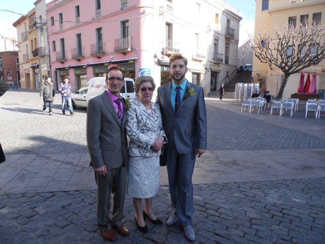 La boda de Andrés  y Agustín en Mollet Del Valles, Barcelona 129