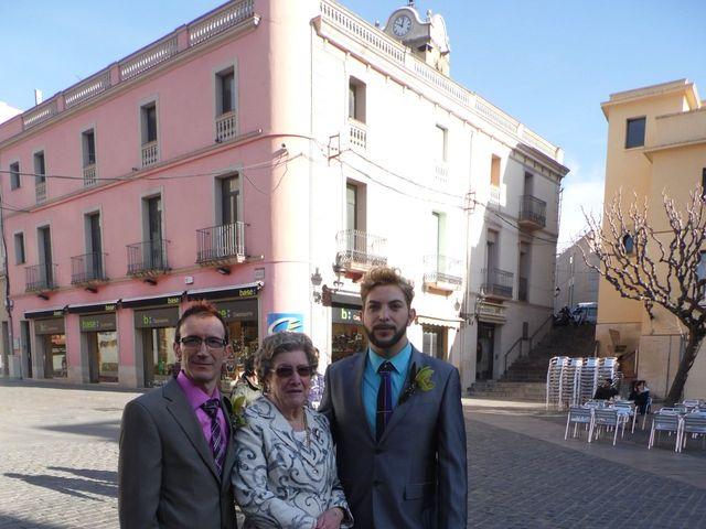 La boda de Andrés  y Agustín en Mollet Del Valles, Barcelona 130