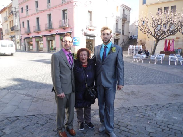 La boda de Andrés  y Agustín en Mollet Del Valles, Barcelona 133