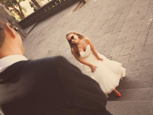 La boda de Roberto y Marta en Arucas, Las Palmas 3