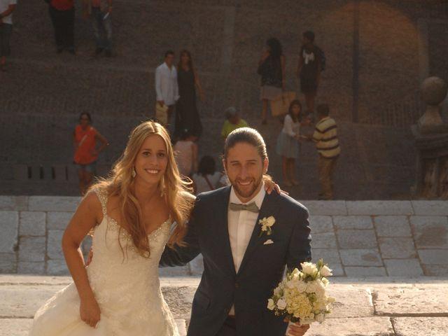 La boda de Mireia y Michael