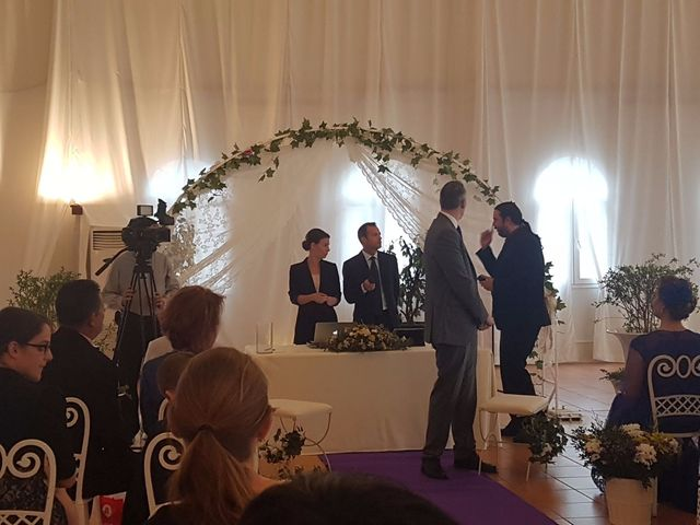 La boda de Chema y Katja en Velez Malaga, Málaga 3