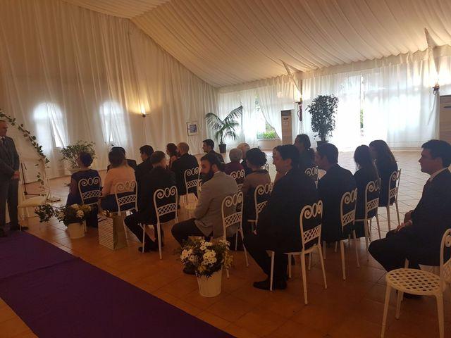 La boda de Chema y Katja en Velez Malaga, Málaga 4