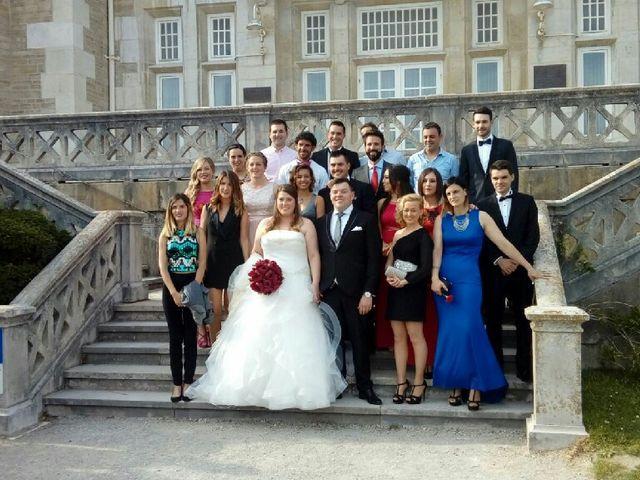 La boda de Jonathan y Andrea en Santander, Cantabria 2