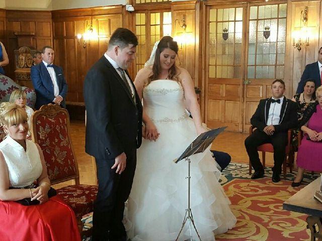 La boda de Jonathan y Andrea en Santander, Cantabria 6