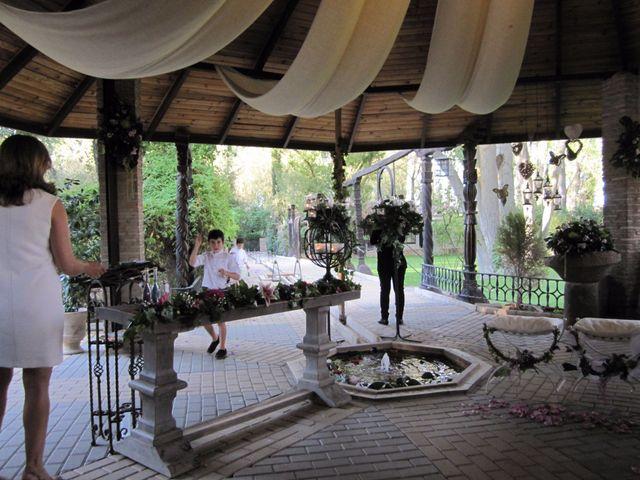 La boda de Alberto y Rosalina en Alalpardo, Madrid 5