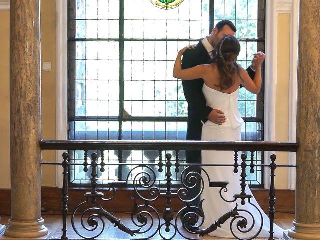 La boda de Erika y Mikel