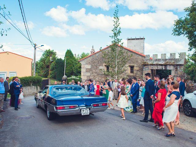La boda de Rober y Soraya en Culleredo, A Coruña 1