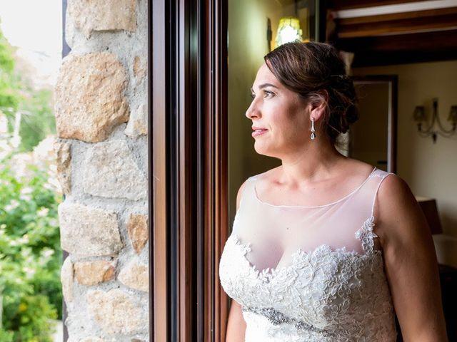 La boda de Ricardo y Yolanda en Navacepedilla De Corneja, Ávila 3