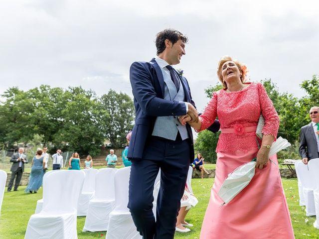 La boda de Ricardo y Yolanda en Navacepedilla De Corneja, Ávila 6