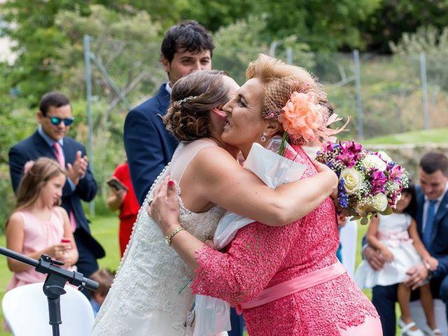 La boda de Ricardo y Yolanda en Navacepedilla De Corneja, Ávila 9