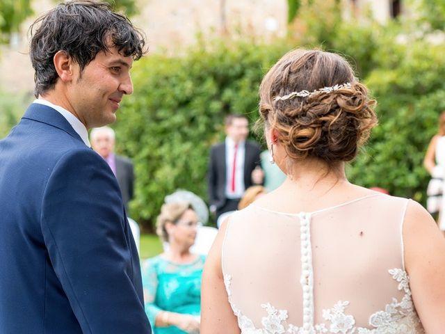 La boda de Ricardo y Yolanda en Navacepedilla De Corneja, Ávila 14
