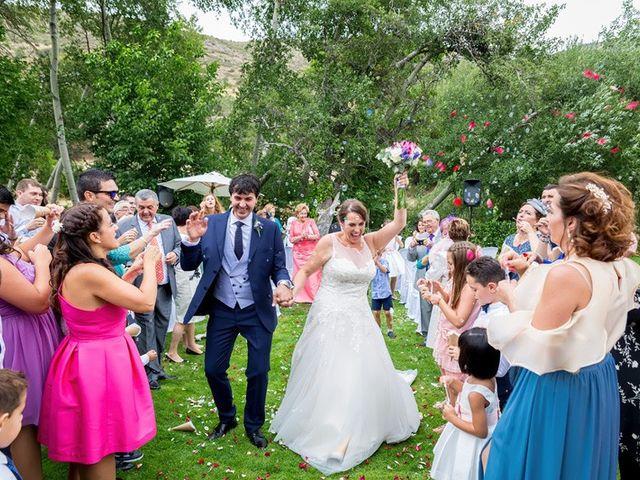La boda de Ricardo y Yolanda en Navacepedilla De Corneja, Ávila 15