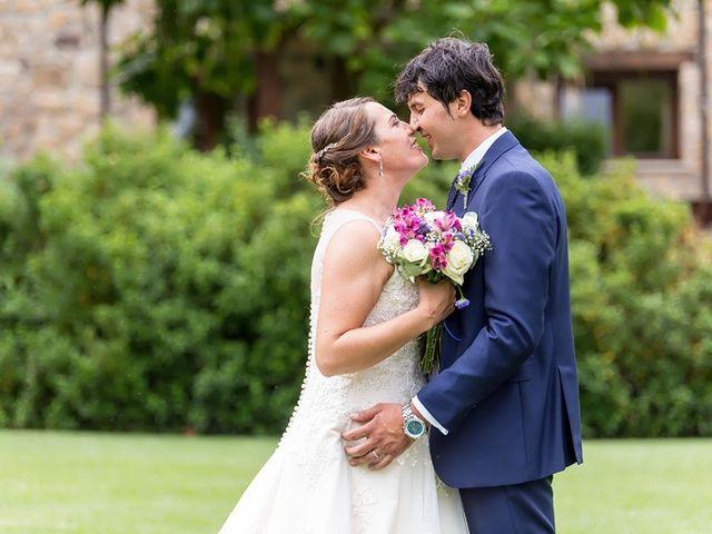 La boda de Ricardo y Yolanda en Navacepedilla De Corneja, Ávila 1